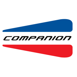 Companion Bike Seat Logo